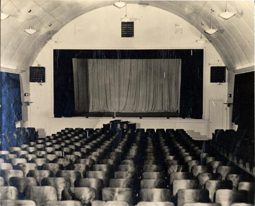 Little Theater interior