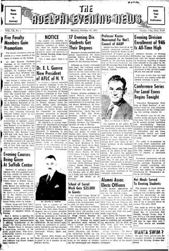 Adelphi Evening News 1955-10-10