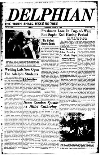 The Delphian, October 07, 1959
