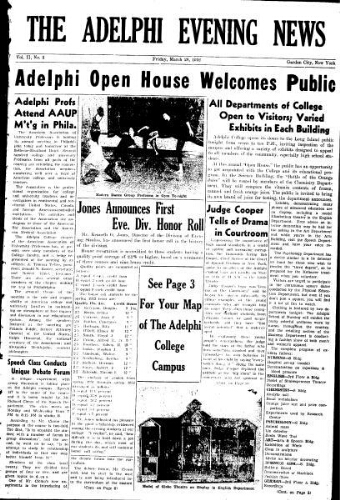 Adelphi Evening News 1952-11-03