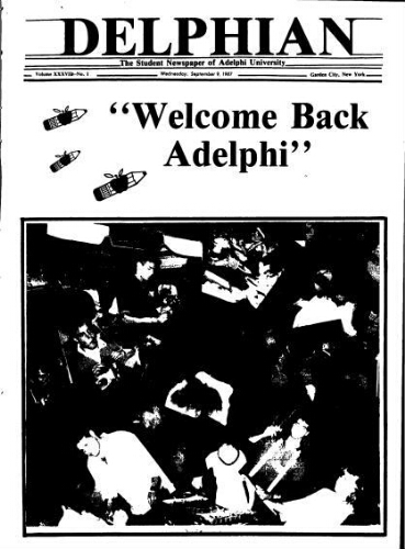 The Delphian, September 09, 1987