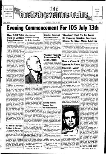 Adelphi Evening News 1960-06-13
