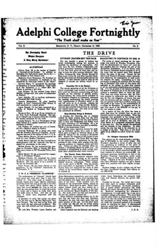 Fortnightly December 15, 1922